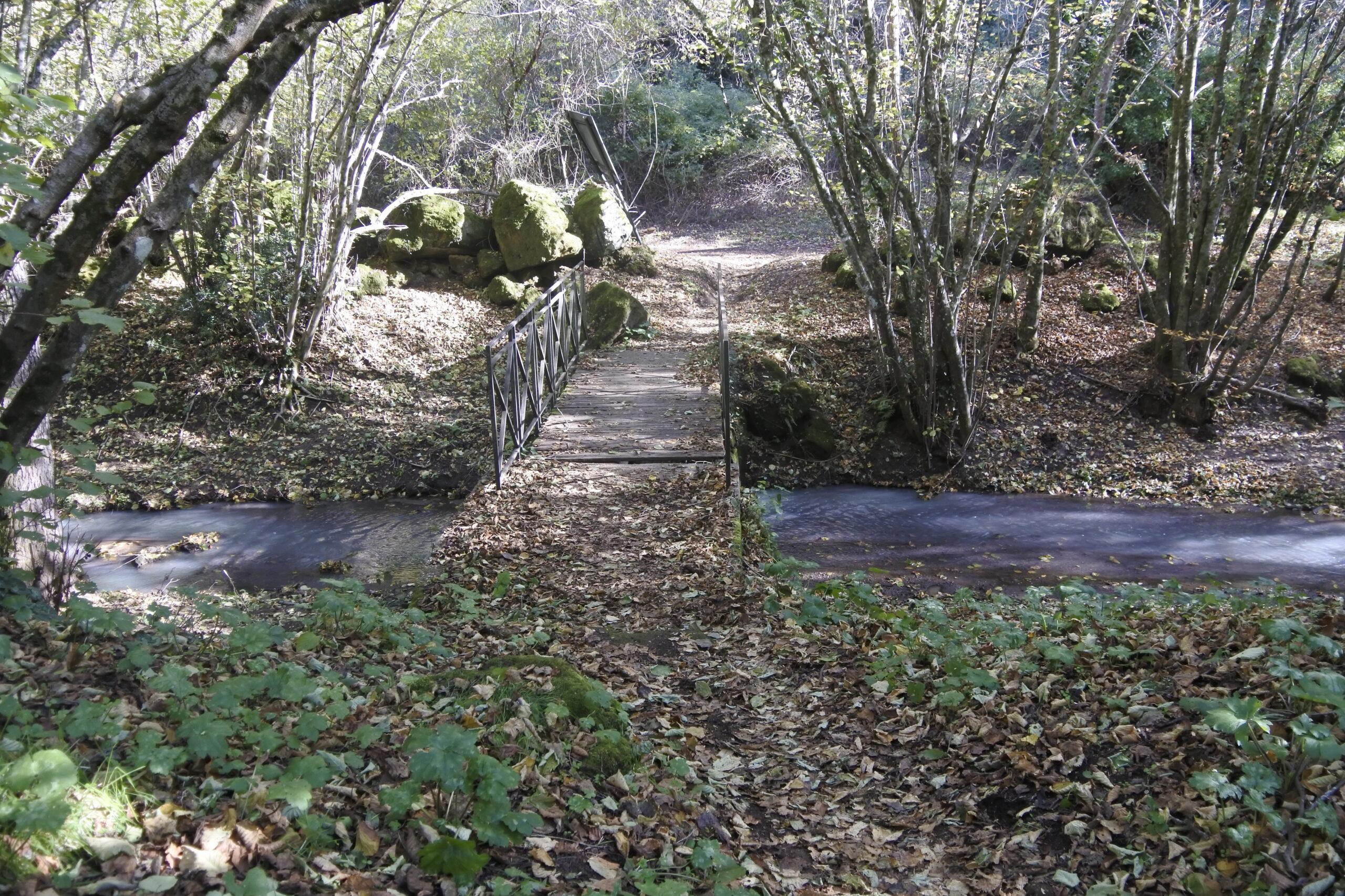 ponte sul Pile a Norchia