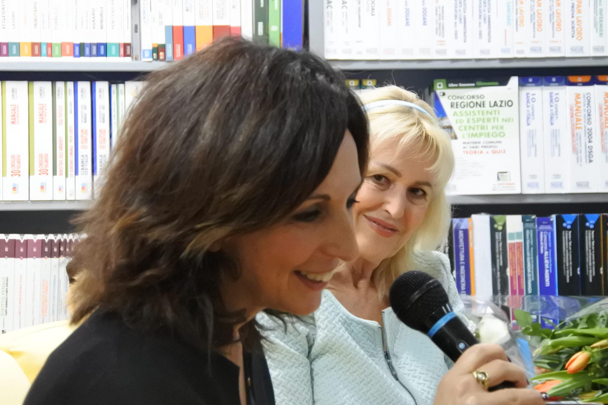 Silvia Rossetti e Cinzia Tani