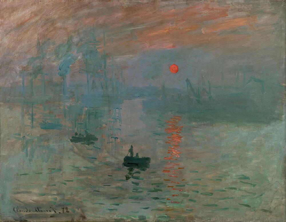 Monet Impressione Alba