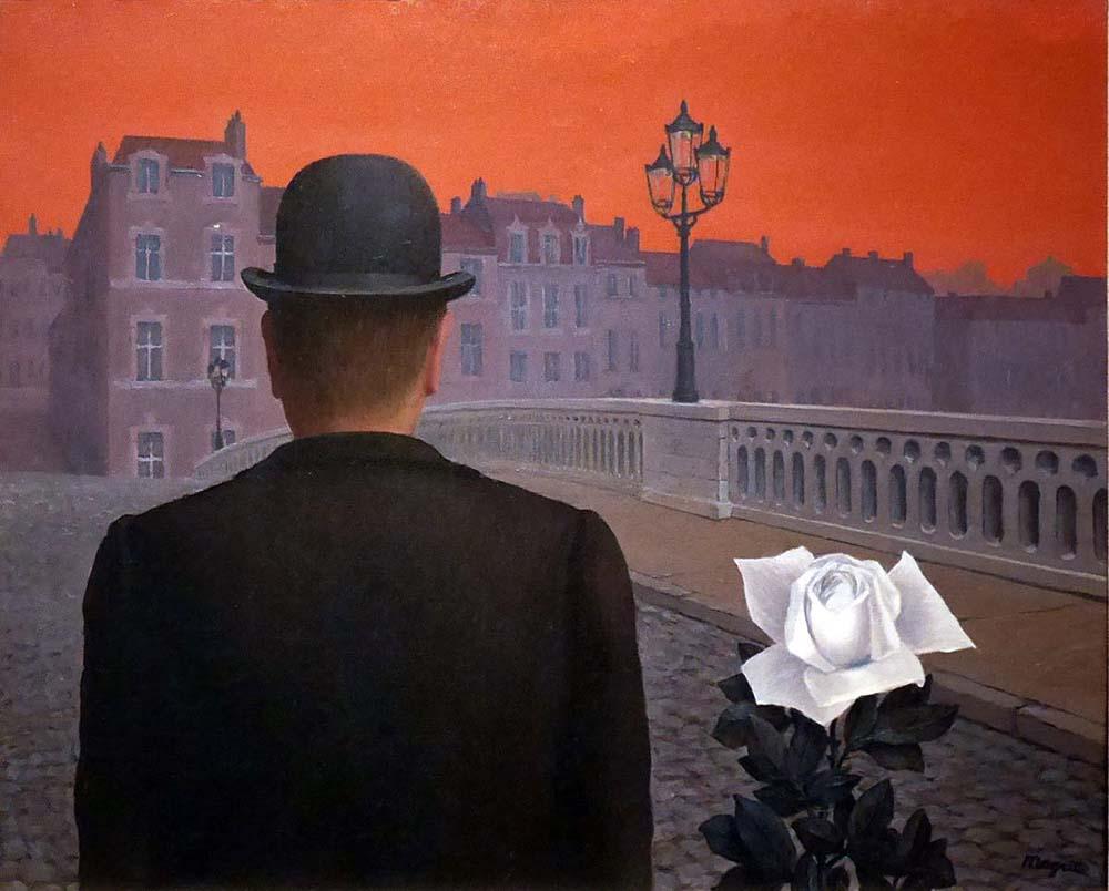 Renè Magritte, Il vaso di Pandora