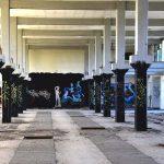 Ex molino Agostinelli, galleria di street art